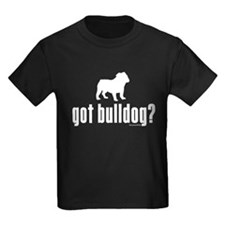 got bulldog? T