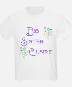 Big Sister Claire T-Shirt