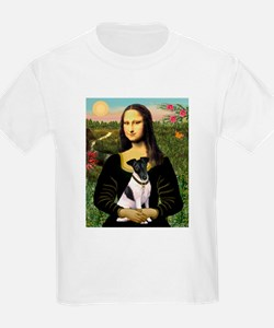 Mona and Fox Terrier T-Shirt