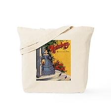 Natchez Belle Tote Bag