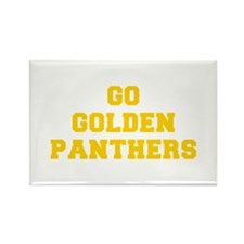 Golden Panthers-Fre yellow gold Magnets