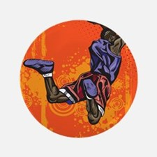 """Basketball player 3.5"""" Button (100 pack)"""