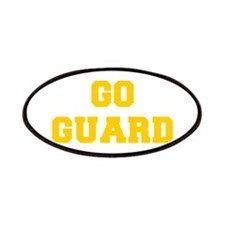 Guard-Fre yellow gold Patch