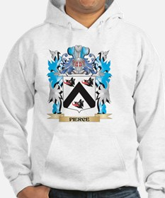 Pierce Coat of Arms - Family Cre Hoodie