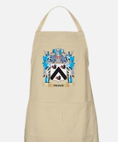 Pierce Coat of Arms - Family Crest Apron