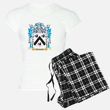 Pierce Coat of Arms - Famil Pajamas