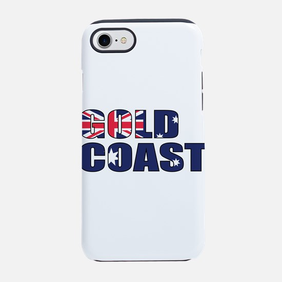 Gold Coast iPhone 7 Tough Case
