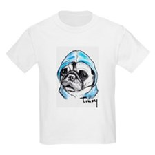 Timmy the Pampered Pug T-Shirt