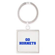 Hornets-Fre blue Keychains