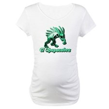 Chupacabra Teal Shirt