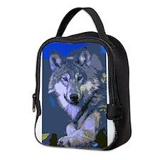 Wolf 037 Neoprene Lunch Bag