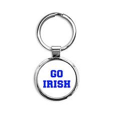 Irish-Fre blue Keychains
