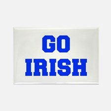 Irish-Fre blue Magnets