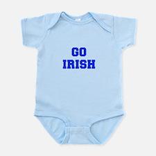Irish-Fre blue Body Suit
