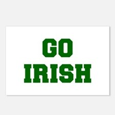 Irish-Fre dgreen Postcards (Package of 8)