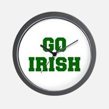 Irish-Fre dgreen Wall Clock