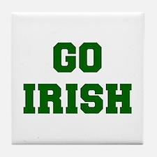 Irish-Fre dgreen Tile Coaster