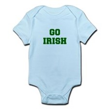 Irish-Fre dgreen Body Suit