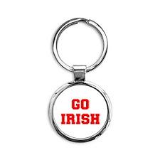 IRISH-Fre red Keychains