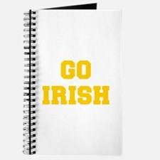Irish-Fre yellow gold Journal