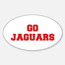 JAGUARS-Fre red Decal