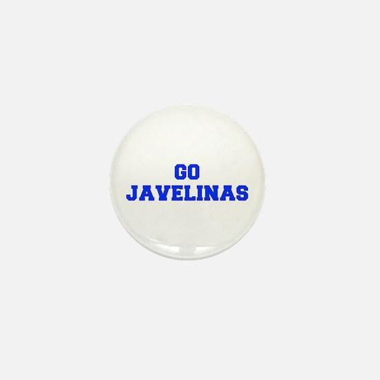 Javelinas-Fre blue Mini Button