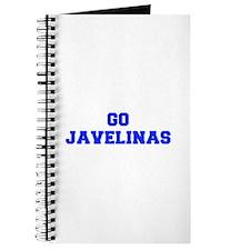 Javelinas-Fre blue Journal