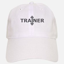 Trainer Metal Baseball Baseball Cap