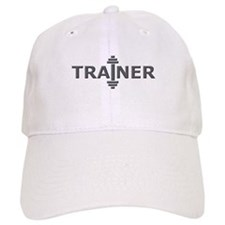 Trainer Metal Baseball Cap