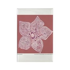 Rose Labyrinth magnet (10 pack)