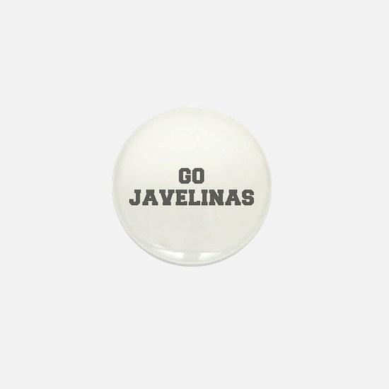 JAVELINAS-Fre gray Mini Button