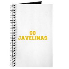 Javelinas-Fre yellow gold Journal