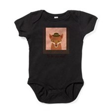 What Does the Fox Say Baby Bodysuit