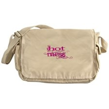 Hot Mess Messenger Bag
