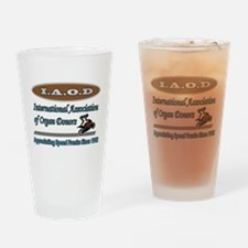 Organ Donors Drinking Glass
