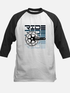 cycling-01 Baseball Jersey