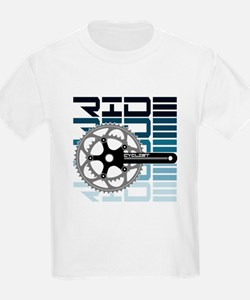 cycling-01 T-Shirt