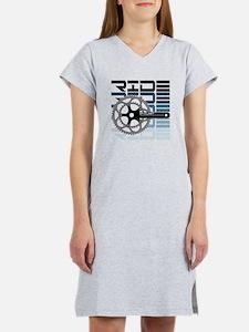 cycling-01 Women's Nightshirt