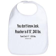 You Dont Know Jack Bib