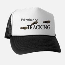I'd Rather be Tracking Hat