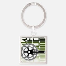 cycling-03 Keychains