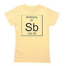 51. Antimony Girl's Tee