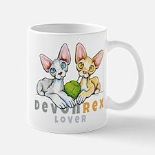 Devon Rex Lover Mugs