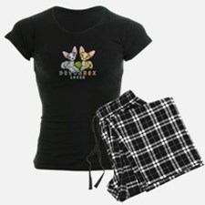 Devon Rex Lover Pajamas