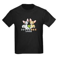 Devon Rex Lover T-Shirt