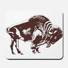 Love Buffalo Mousepad