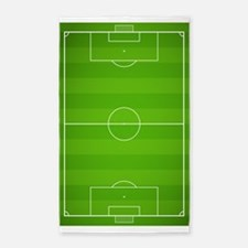 Soccer Area Rug