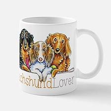 LH Dachshund Lover Mugs