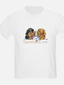 LH Dachshund Lover T-Shirt