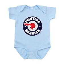 Cute Pontiac Infant Bodysuit